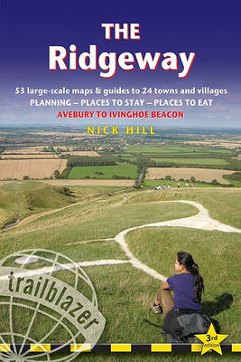 Ridgeway: Trailblazer British Walking Guide (BOK)