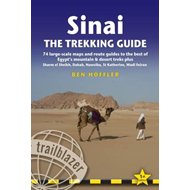 Sinai the Trekking Guide: Maps and Route Guides to the Best of Egypt's Mountain & Desert Treks Plus (BOK)