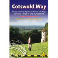 Cotswold Way Trailblazer British Walking Guide (BOK)