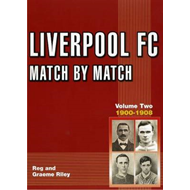 Liverpool FC Match by Match 1900-1908: Volume 2 (BOK)