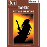 RGT Rock Guitar Playing - Grade Four (BOK)