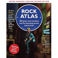 Rock Atlas UK & Ireland (BOK)