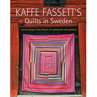 Kaffe Fassett's Quilts in Sweden: Twenty Designs from Rowan for Patchwork and Quilting (BOK)