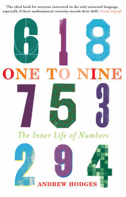 One to Nine: The Inner Life of Numbers (BOK)