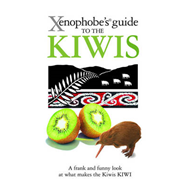 Xenophobe's Guide to the Kiwis (BOK)