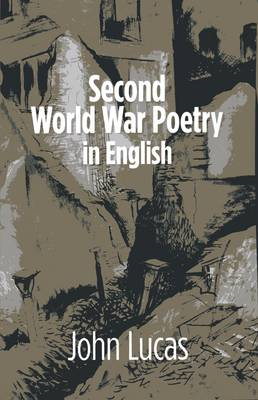 Second World War Poetry in English (BOK)