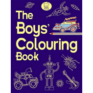 Boys' Colouring Book (BOK)