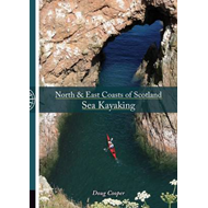 North & East coasts of Scotland sea kayaking (BOK)