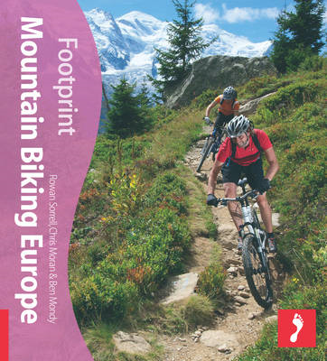 Mountain Biking Europe Footprint Activity & Lifestyle Guide (BOK)
