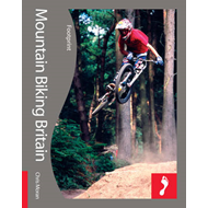 Mountain Biking Britain Footprint Activity & Lifestyle Guide (BOK)