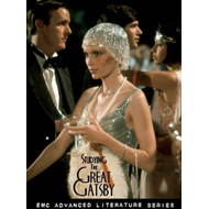 "Studying the ""Great Gatsby"" with DVD (BOK)"
