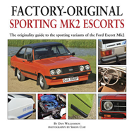 Factory-original Sporting Mk2 Escorts (BOK)