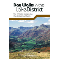 Produktbilde for Day Walks in the Lake District (BOK)