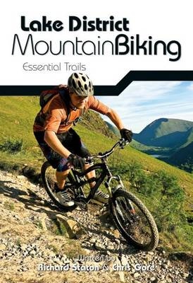Lake District Mountain Biking - Essential Trails (BOK)