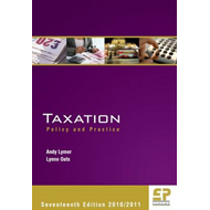 Taxation: Policy & Practice: 2010/2011 (BOK)