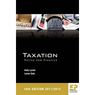 Taxation: Policy & Practice (BOK)
