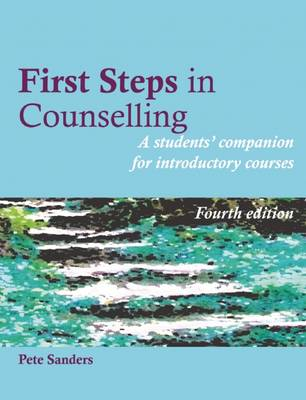 First Steps in Counselling (BOK)