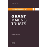 The Directory of Grant Making Trusts: 2012-2013 (BOK)
