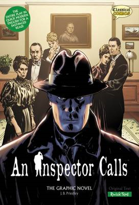 Inspector Calls the Graphic Novel (BOK)