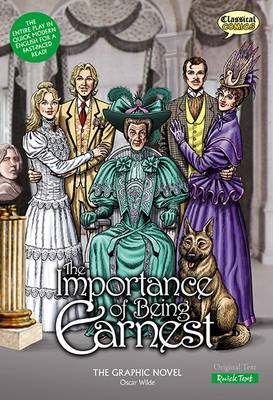 Importance of Being Earnest the Graphic Novel (BOK)