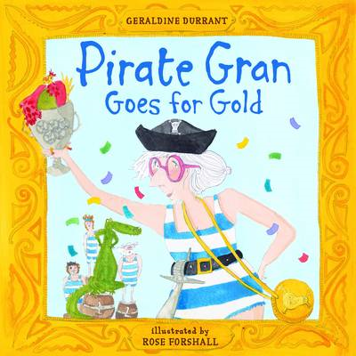 Pirate Gran Goes for Gold (BOK)