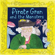 Pirate Gran and the Monsters (BOK)