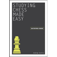 Studying Chess Made Easy (BOK)