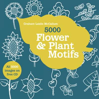 5000 Flower and Plant Motifs (BOK)