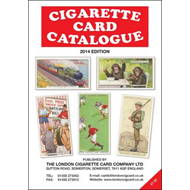 Cigarette Card Catalogue: 2014 (BOK)