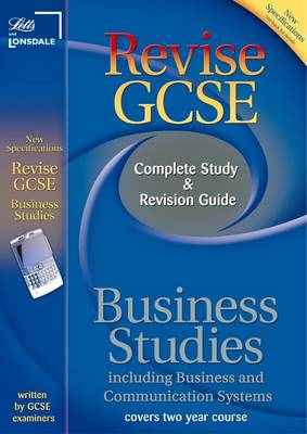 Business Studies: Study Guide (BOK)