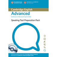 Speaking Test Preparation Pack for CAE Paperback with DVD (BOK)