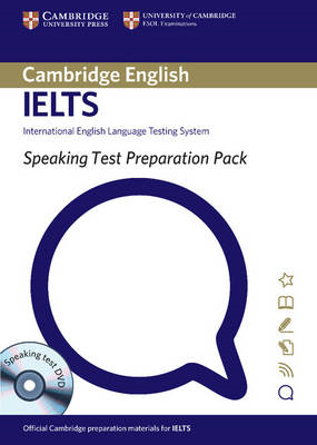 Speaking Test Preparation Pack for IELTS Paperback with DVD (BOK)
