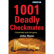 1001 Deadly Checkmates (BOK)
