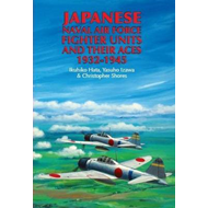 Japanese Naval Air Force Fighter Units and Their Aces, 1932-1945 (BOK)