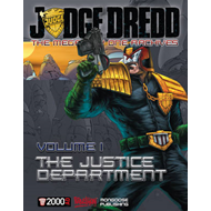 Judge Dredd: The Mega-city One Archives: v. 1: Justice Department (BOK)
