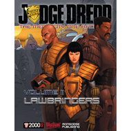 Judge Dredd: The Mega-city One Archives: v. 2: Lawbringers (BOK)