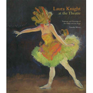 Laura Knight at the Theatre (BOK)
