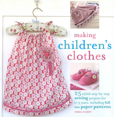 Making Children's Clothes (BOK)