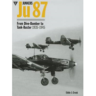 Junkers Ju87: From Dive-bomber to Tank Buster 1935-45 (BOK)