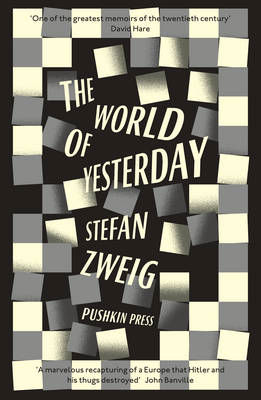 The World of Yesterday (BOK)
