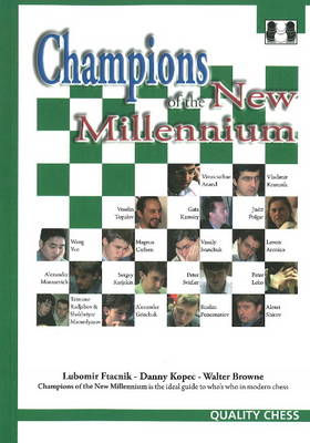 Champions of the New Millennium (BOK)