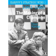 Karpov's Strategic Wins: No. 1: The Making of a Champion (BOK)