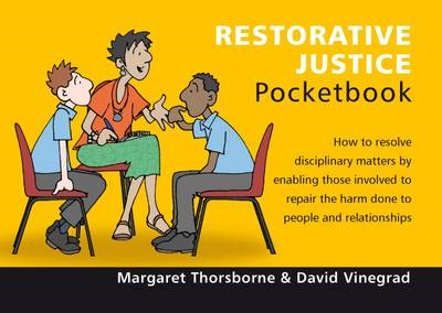Restorative Justice Pocketbook (BOK)
