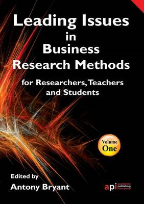 Leading Issues in Business Research Methods (BOK)