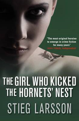 The Girl Who Kicked the Hornets' Nest (BOK)