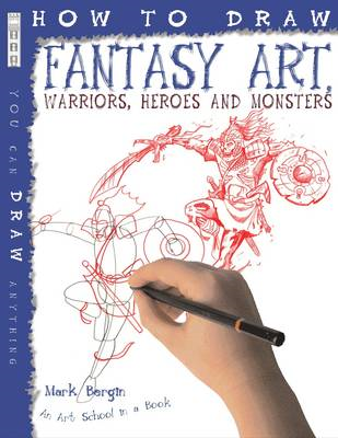 How To Draw Fantasy Art (BOK)