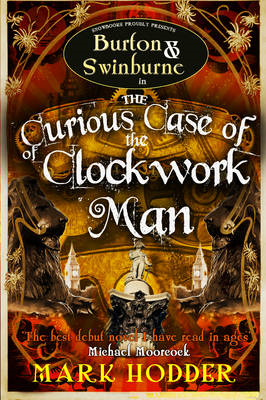 Curious Case of the Clockwork Man (BOK)