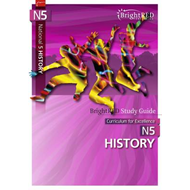National 5 History - Scotland Study Guide (BOK)