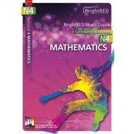BrightRED Study Guide National 4 Mathematics: N4 (BOK)