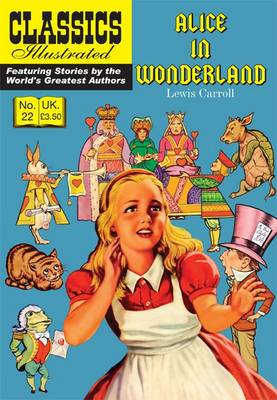Alice in Wonderland: Alice's Adventures in Wonderland (BOK)